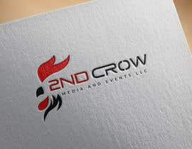 #297 for Logo for 2nd Crow Media and Events LLC by ratstudio