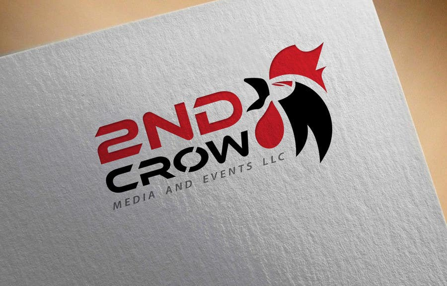 Proposition n°271 du concours Logo for 2nd Crow Media and Events LLC