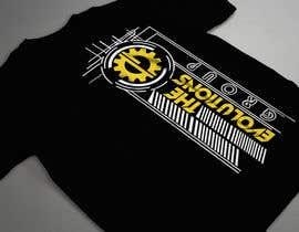 nº 32 pour Design a T-Shirt for The Evolutions Group par nobelahamed19