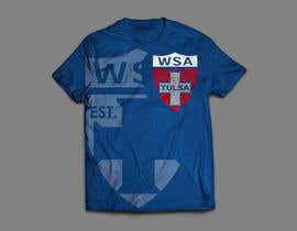#32 for Design a T-Shirt for Soccer Club by KallasDesign