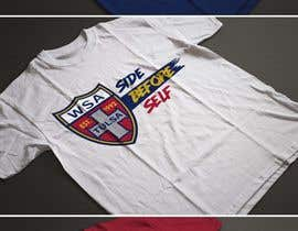 nº 40 pour Design a T-Shirt for Soccer Club par twotiims