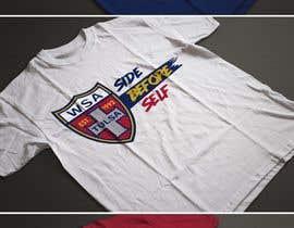 Nro 40 kilpailuun Design a T-Shirt for Soccer Club käyttäjältä twotiims
