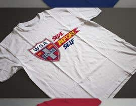 #61 for Design a T-Shirt for Soccer Club by twotiims