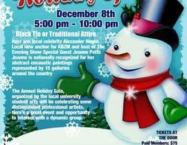 #23 for Graphic Design for TicketPrinting.com HOLIDAY NUTCRACKER POSTER & EVENT TICKET by richhwalsh