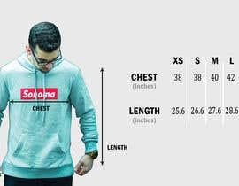 nº 3 pour Design Clothing Size Chart par hirafirdous