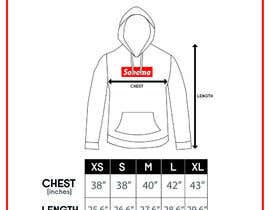 #13 for Design Clothing Size Chart by fadhilsalimi
