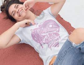 #19 for Women's MTB tee shirt comp by nobelahamed19