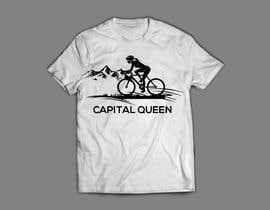 #6 for Women's MTB tee shirt comp by Jonmartin385