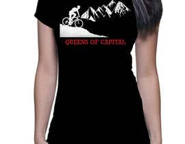 #9 for Women's MTB tee shirt comp by Adaito