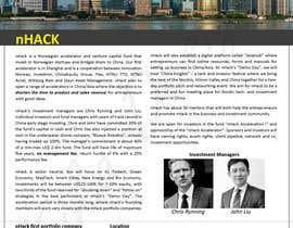 Nro 51 kilpailuun Design a flyer, only one page käyttäjältä kikaaveiro