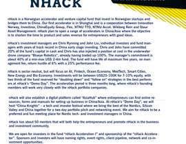 Nro 47 kilpailuun Design a flyer, only one page käyttäjältä renukulle