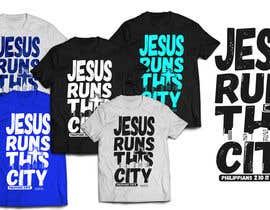 nº 23 pour Jesus Runs This City! par CLKB