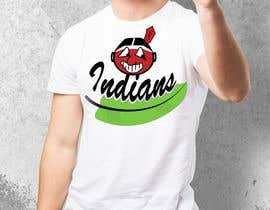 nº 23 pour Cleveland Sports T-Shirt Illustration par muziburrn
