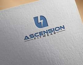 #45 for Design a Logo for Ascension Fitwear by BrilliantDesign8