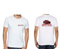 #5 for Design a T-Shirt by syukjer12