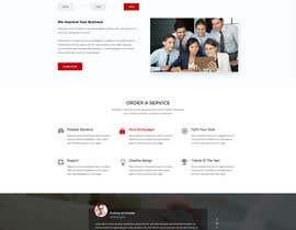 nº 1 pour Design a Website Mockup par mdnijam008