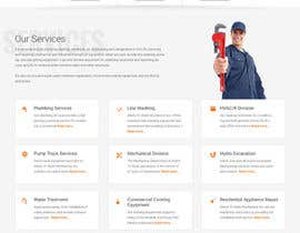 #20 for Design a Website Mockup for Mechanical Service and Repair Contractor by webmastersud