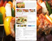 Graphic Design Contest Entry #7 for Graphic Design for Click, Pick and Cook