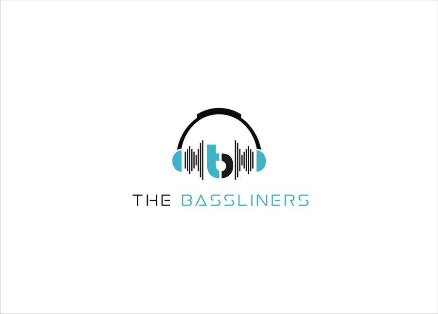 """Proposition n°89 du concours Design a Logo for """"Da Bassliners"""""""