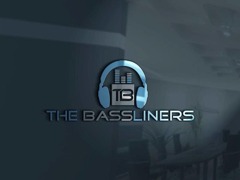 """Proposition n°87 du concours Design a Logo for """"Da Bassliners"""""""