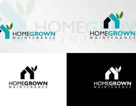 #66 para Design a Logo for Homegrown Maintenance por chuafb