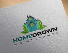 #38 para Design a Logo for Homegrown Maintenance por djmaric