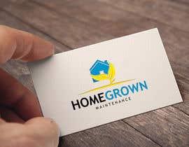 #46 para Design a Logo for Homegrown Maintenance por pfreda