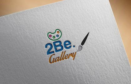 #34 for desgin a logo for 2be.gallery - online art marketplace by kausar999