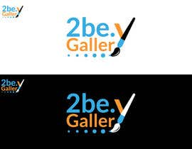nº 8 pour desgin a logo for 2be.gallery - online art marketplace par mdhasiburrahman1
