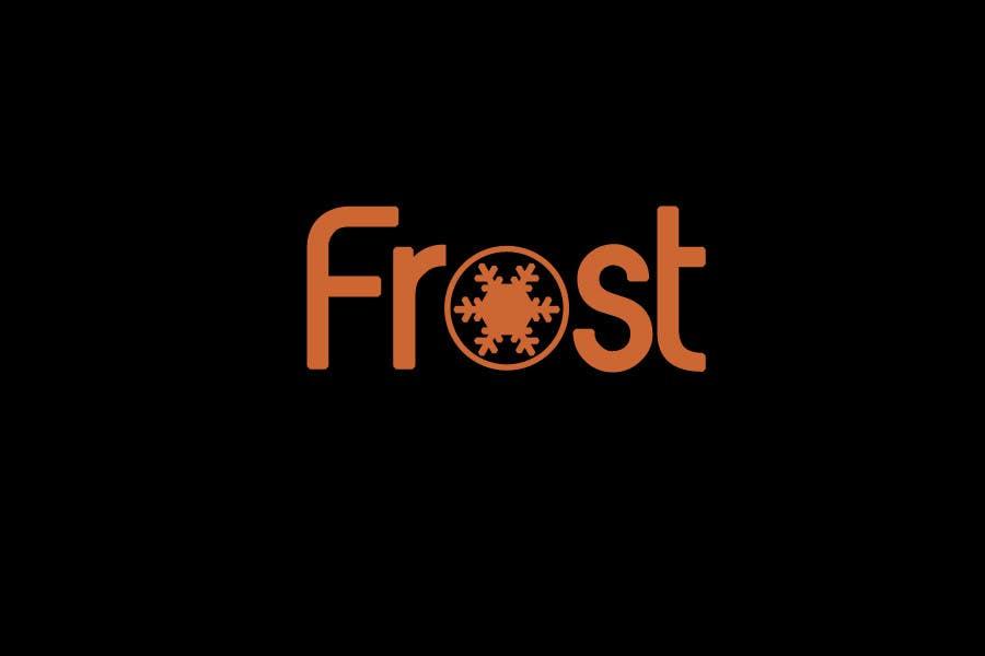 Конкурсная заявка №24 для Logo Design for Frost