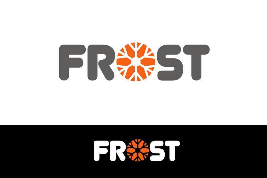 Inscrição nº 18 do Concurso para Logo Design for Frost