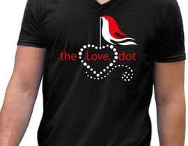 #41 for Design a T-Shirt, the love dot v1 by armamun2021