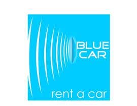 #117 for Design a rent a car logo: Blue Car by gbeke