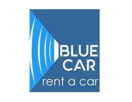 nº 120 pour Design a rent a car logo: Blue Car par gbeke
