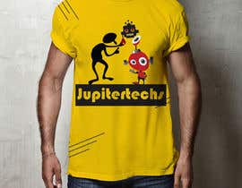#13 for Design a FUNNY TECH T-Shirt by Rezaulkarimh