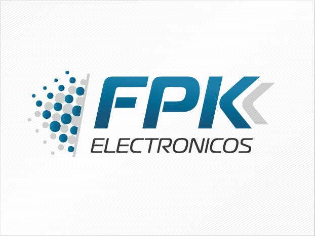 #53 for Logo Design for FPK Electrónicos by dwimalai