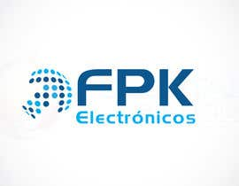 #86 for Logo Design for FPK Electrónicos by Polestarsolution