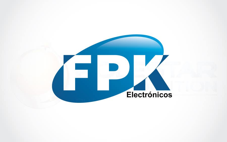 #87 for Logo Design for FPK Electrónicos by Polestarsolution