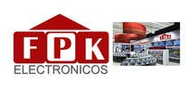 Contest Entry #10 for Logo Design for FPK Electrónicos