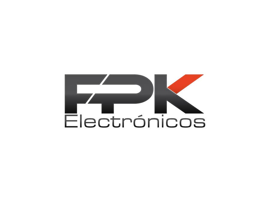 #18 for Logo Design for FPK Electrónicos by winarto2012