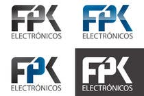 Contest Entry #97 for Logo Design for FPK Electrónicos