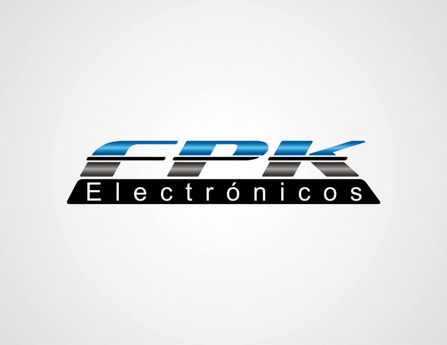 #80 for Logo Design for FPK Electrónicos by sourav221v
