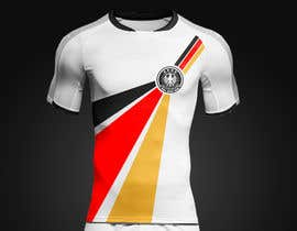 #19 for German Jersey Shirt - Soccer Theme by tiagorsantanas