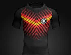 #21 for German Jersey Shirt - Soccer Theme by tiagorsantanas