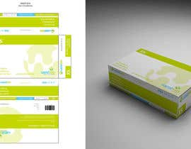 #2 for Packaging Design for Nitrile Gloves by creativeOleg