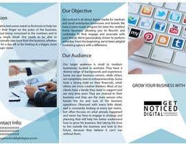 Nro 2 kilpailuun Design a Brochure käyttäjältä Muyed