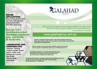 Graphic Design Inscrição do Concurso Nº2 para Brochure Design for Galahad Group Pty Ltd