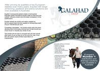 Graphic Design Contest Entry #11 for Brochure Design for Galahad Group Pty Ltd