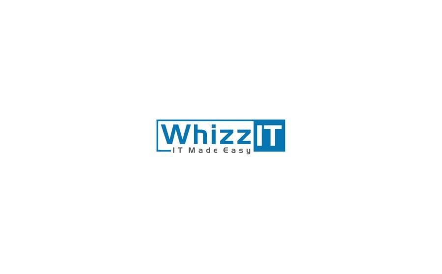 Proposition n°629 du concours Design a Logo for Whizz IT