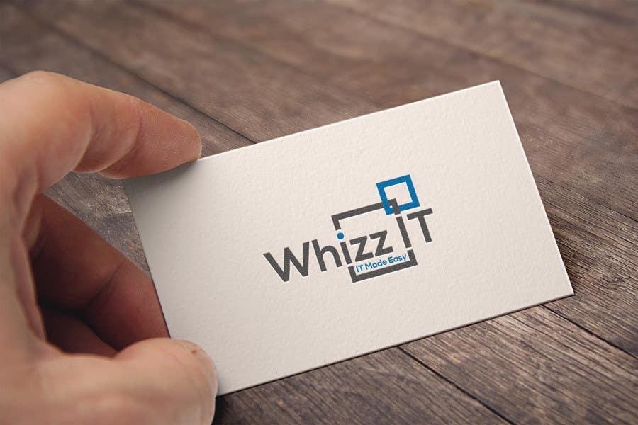 Proposition n°365 du concours Design a Logo for Whizz IT